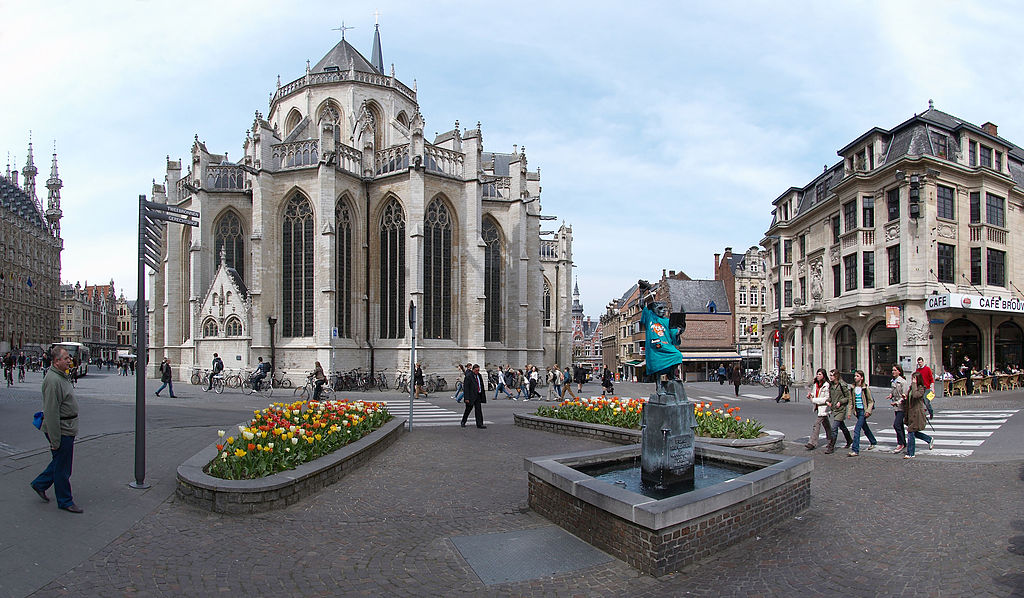 Leuven named the 2020 European capital of innovation