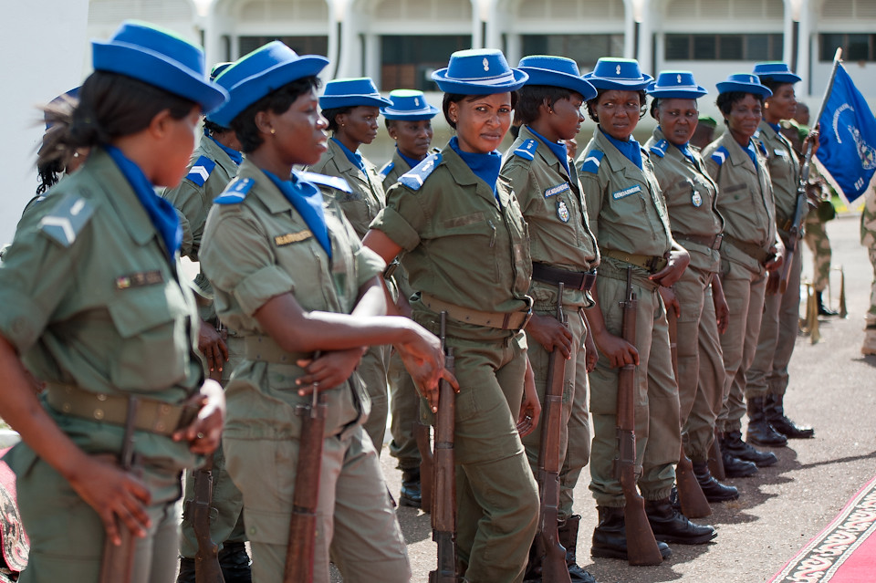 Women in Peacekeeping: A Status Report