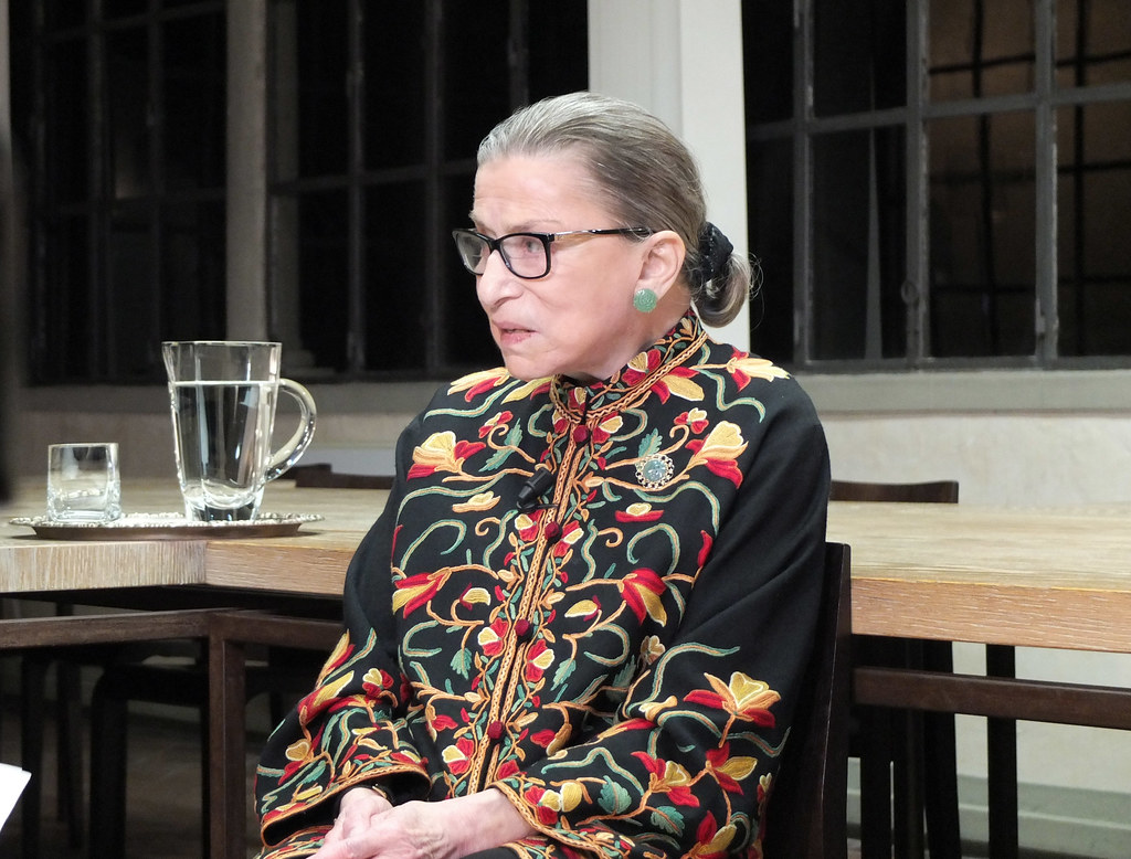 One of Justice Ruth Bader Ginsburg's favorite cases originated in Mississippi