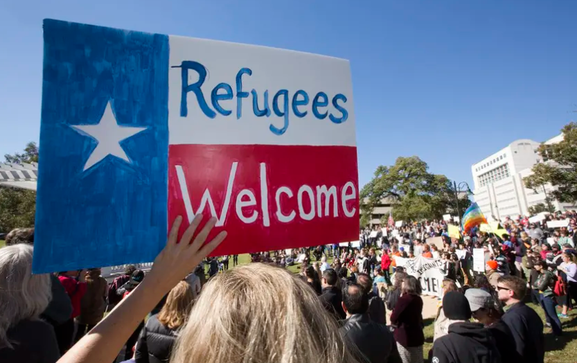 Texas Gov. Greg Abbott remains quiet on whether the state will opt out of refugee program