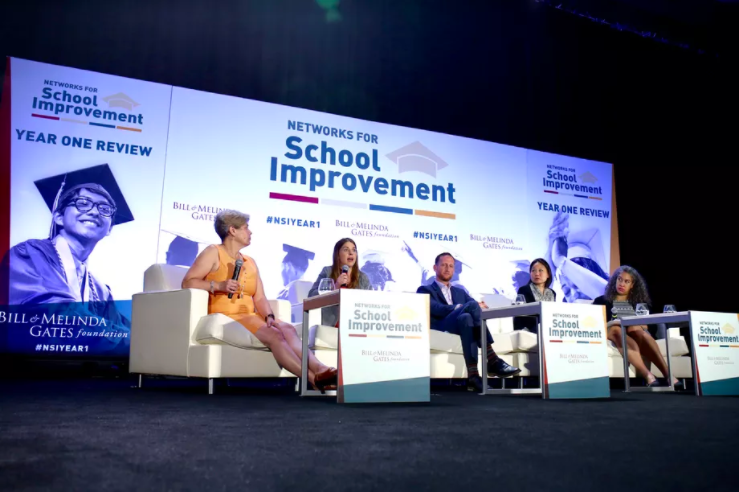 One year in, Gates-funded networks of schools are getting off the ground — and more are on the way