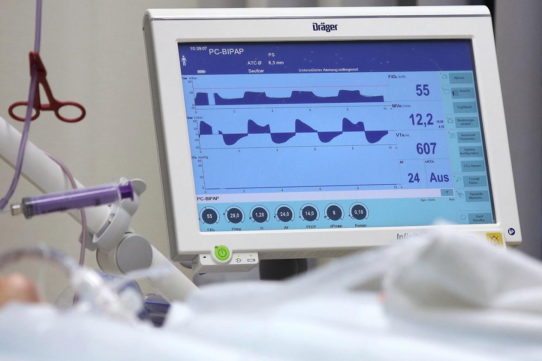 As Ventilators Become Crucial In Saving Lives, Repair Roadblocks Remain