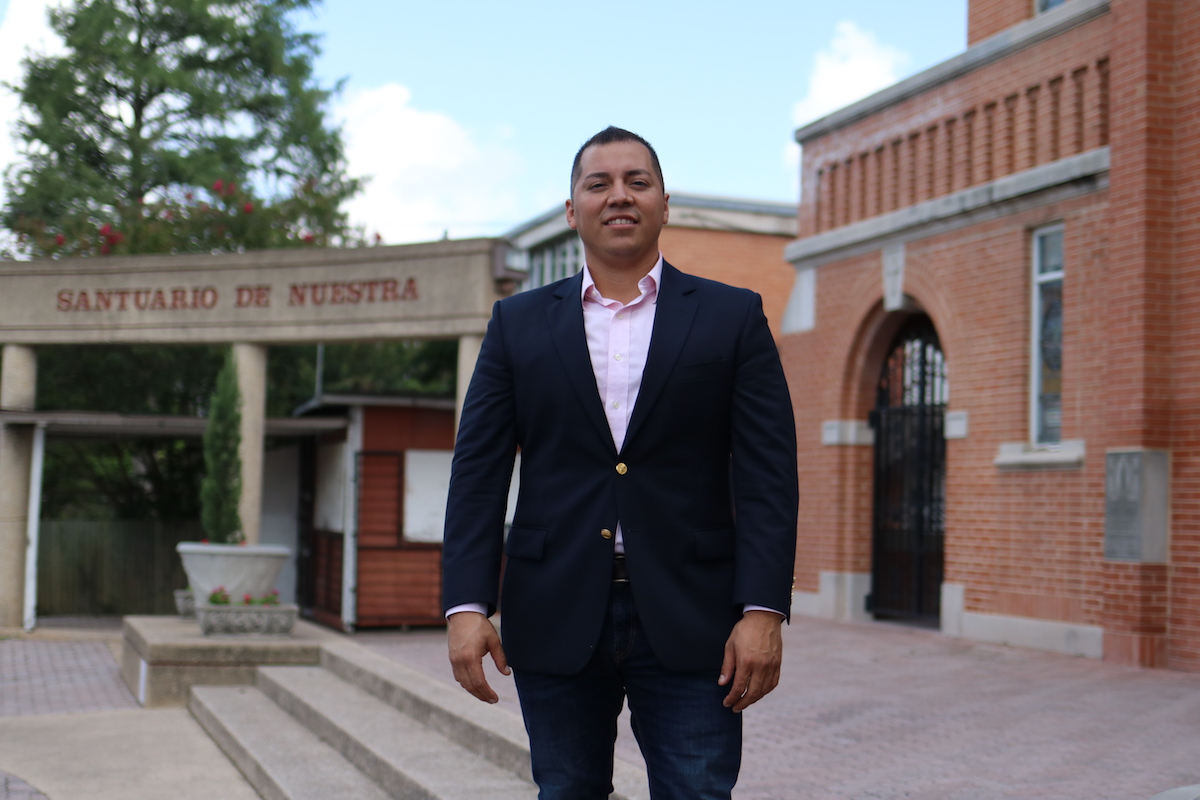 Listening In: How a trip to the grocery store changed Chris Carrillo's life