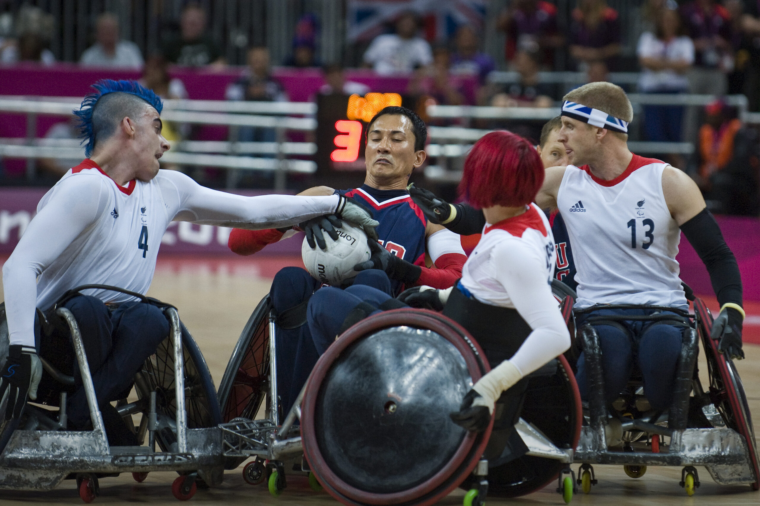 Analysis Where are all the US Paralympic golds?