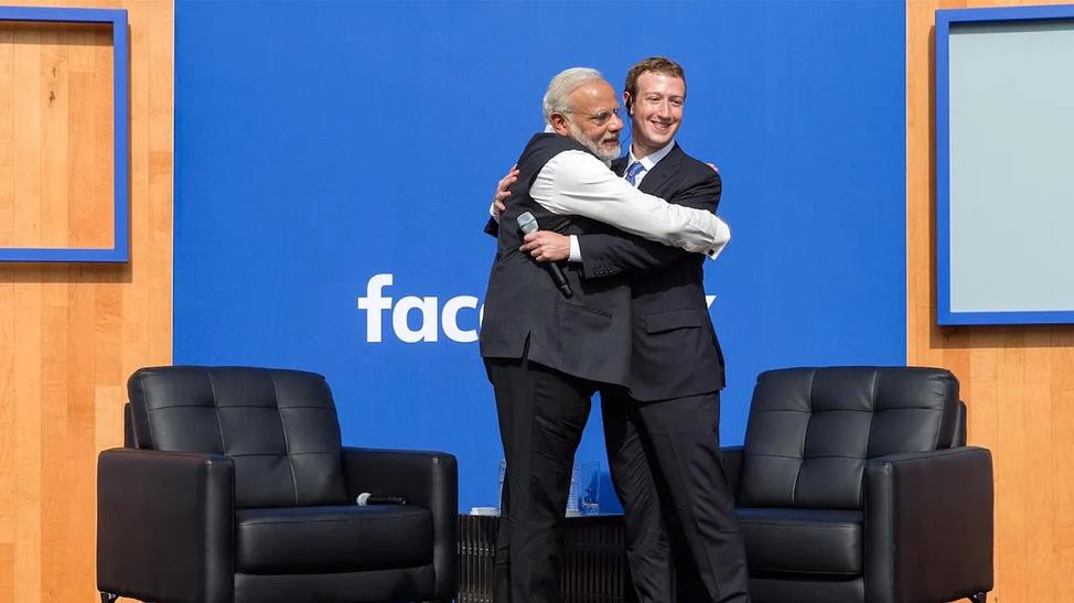 Facebook Accused of Ignoring Hate Speech in India