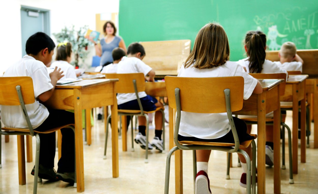 PED gives update on opening some elementary schools to in-person instruction