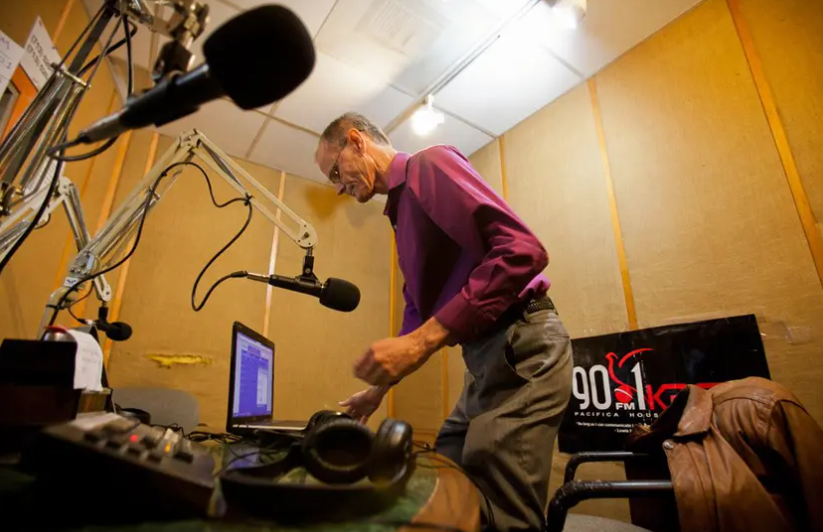Prison Radio Show is Inmates' Link to the Outside World