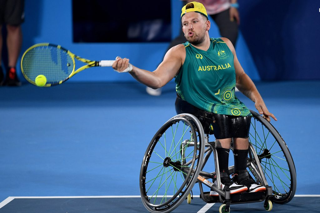 From bespoke seats to titanium arms, 3D printing is helping paralympians gain an edge