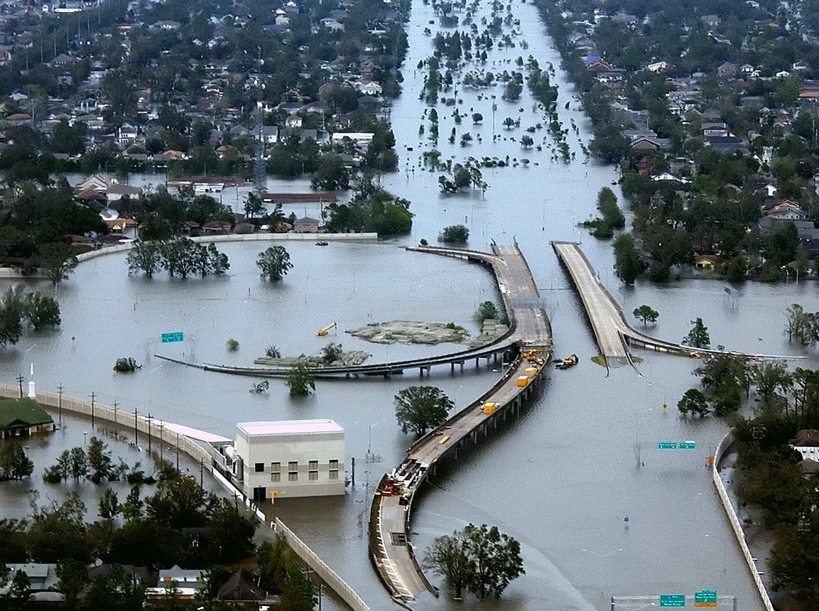 An estimated $2 billion in fraud from 2005 Hurricane Katrina bailouts