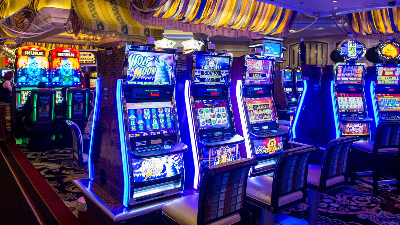 North Carolina lawmakers introduce plan to legalize video gaming