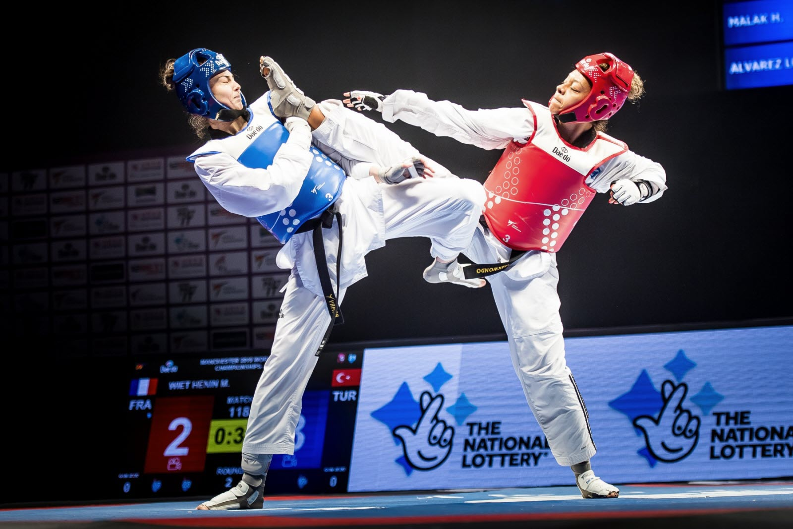 Why para taekwando is the most thrilling new sport