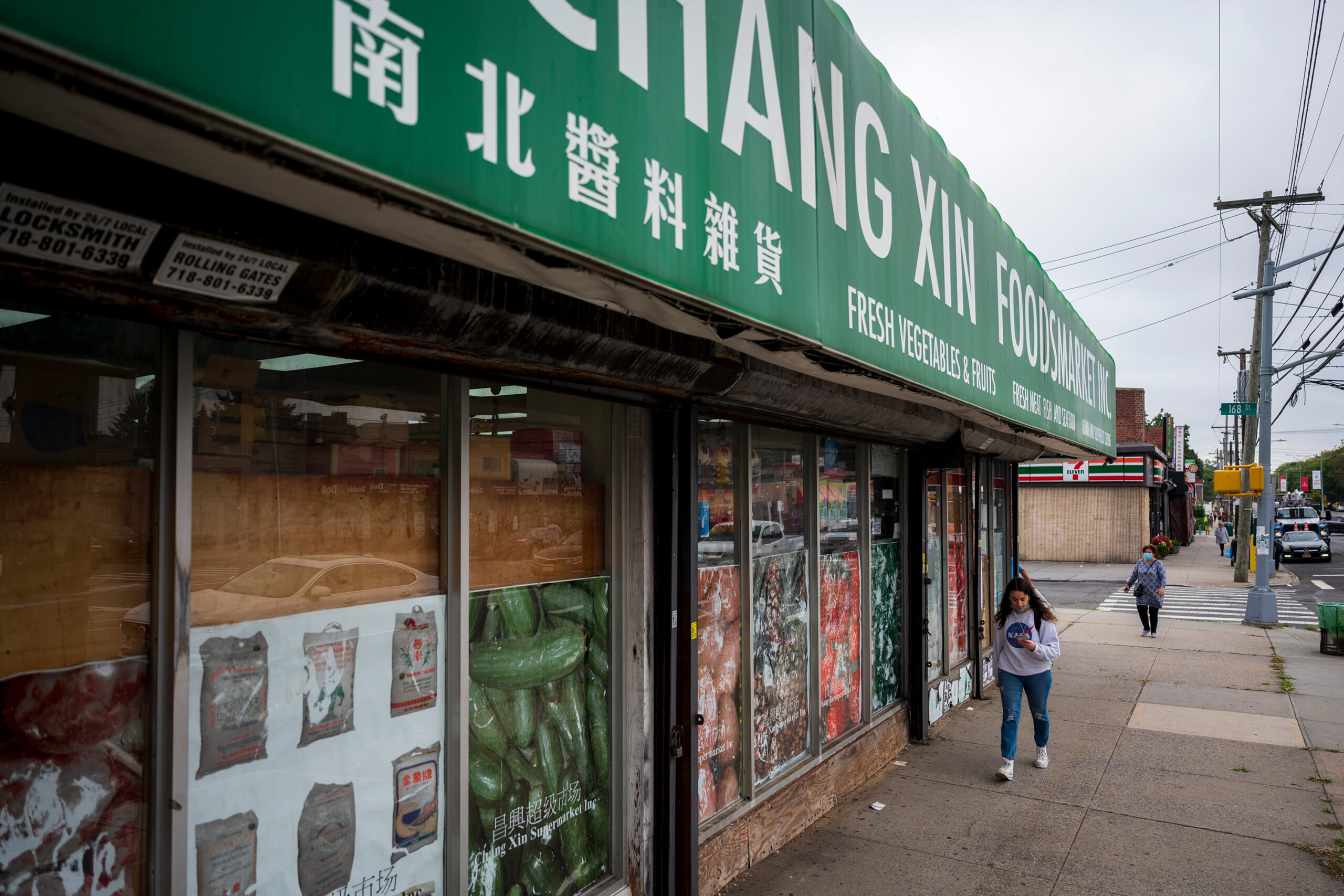 Asian New Yorkers See Hope in Preliminary Political Map That Unites Some Neighborhoods