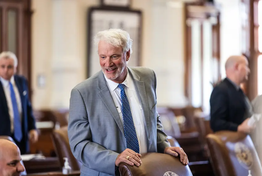 GOP state Rep. Lyle Larson, who has increasingly broken with his party, won't seek reelection