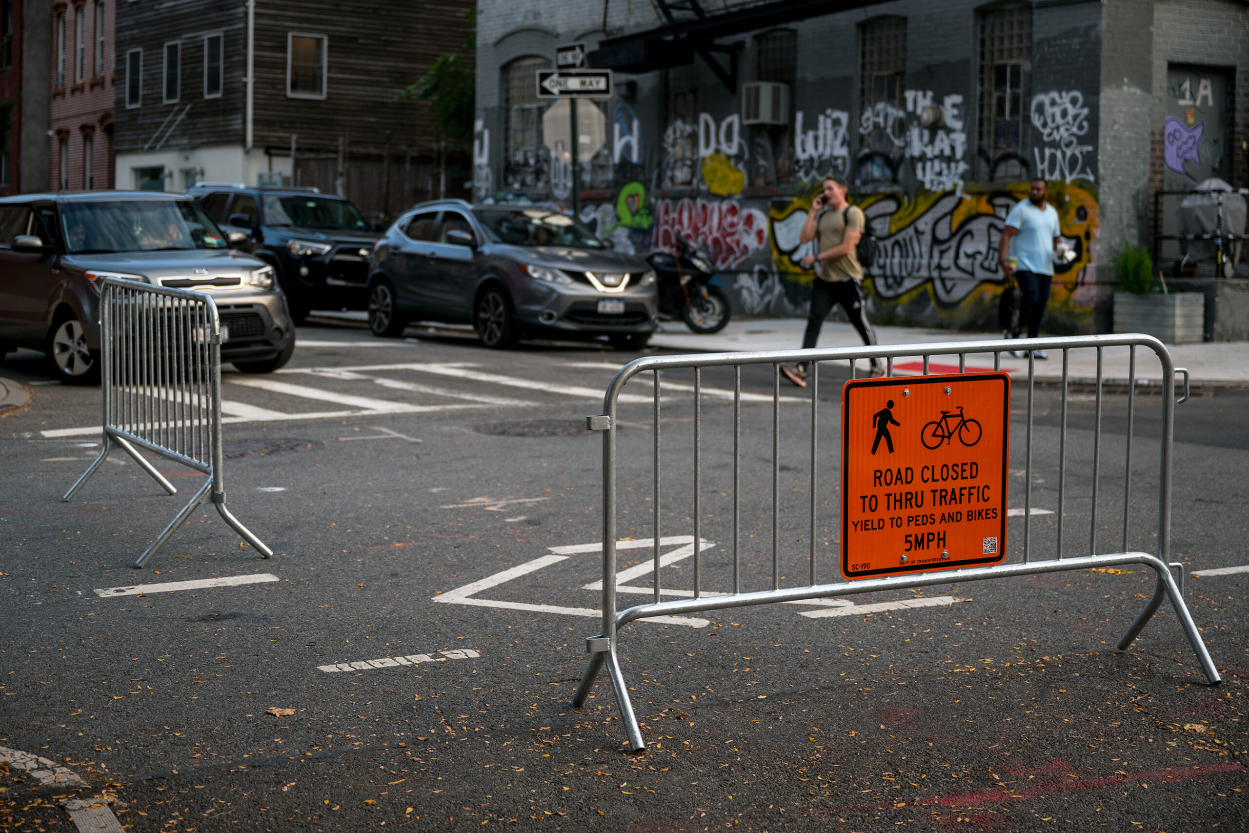 De Blasio's 'Open Streets' Stalled at Fraction of Promised Hundred Miles